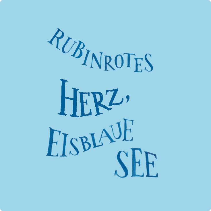 Beitragsbild Rubinrotes Herz, eisblaue See